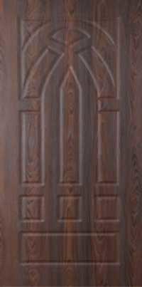 Solid Membrane Door