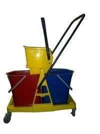 Floor Cleaner Trolley