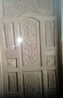 Modern Rajwadi Doors
