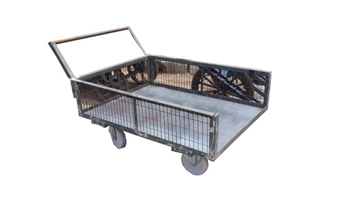 3- Side Box Trolley