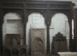 Rajwadi Traditional Window Doors