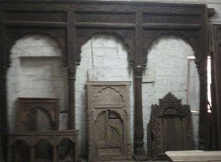 Rajwadi Traditional Window Doors