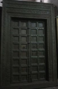 Rajwadi Double Doors