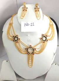 Imitation GoldPlated Set