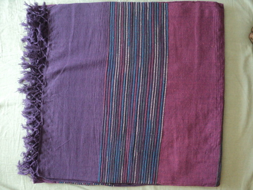 MULTI COLOURS HANDLOOM BEDSHEETS