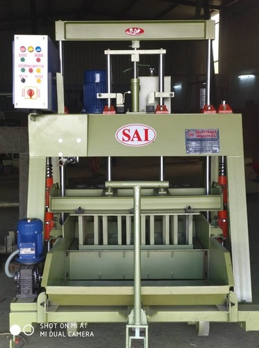 Automatic Hollow Bricks Making Machine