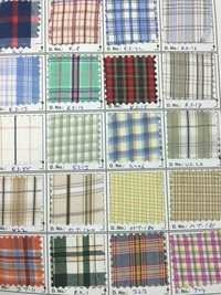 School Uniform Fabrics In Light Chex