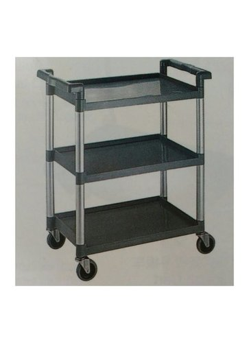 Plastic  3 - Tier Trolley