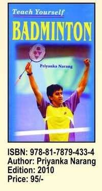 Book on  Badminton