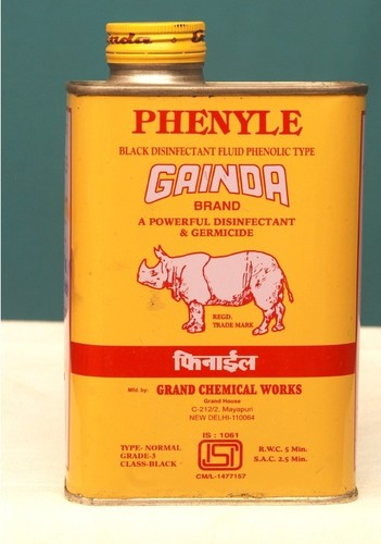 Phenyle Black Fluid