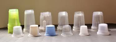 Disposable plastic items