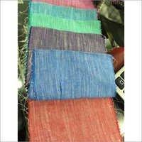 Blended Yarn Dyed Plain Fabric