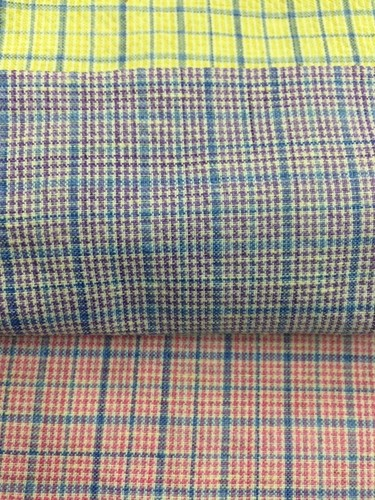 COTTON X POLYSTER BLENDED FABRIC