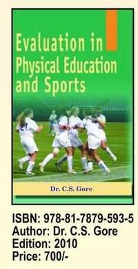 Evaluation In Physical Educationb & Sports