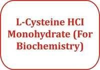 L-Cysteine HCI Monohydrate (For Biochemistry)