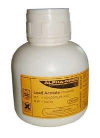 Lead Acetate (Trihydrate)