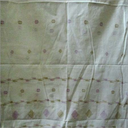 Dotted Jamdani Fabric