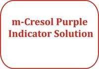 m-Cresol Purple Indicator Solution