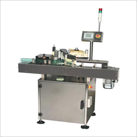 Wrap Labelling Machine