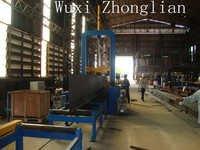 H-Beam Steel Automatic Assembling Machine