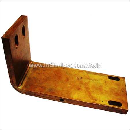 L Shape Copper Plate