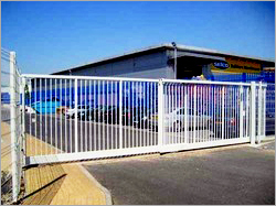 Commercial Telescopic Gate