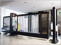 Commercial Cantilever Gate