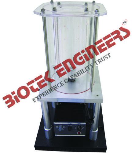 Acrylic Centrifuge Demonstration Unit