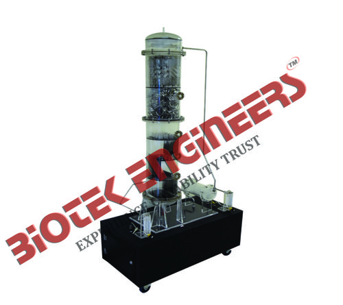 Acrylic Distillation Tower