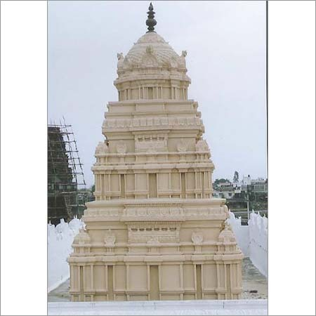South Indian Temple Construction Services