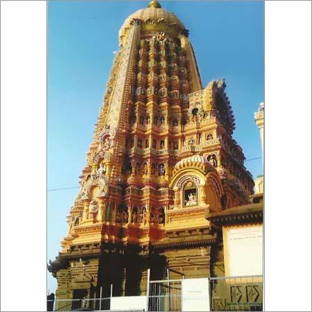 印第安寺庙建筑服务
