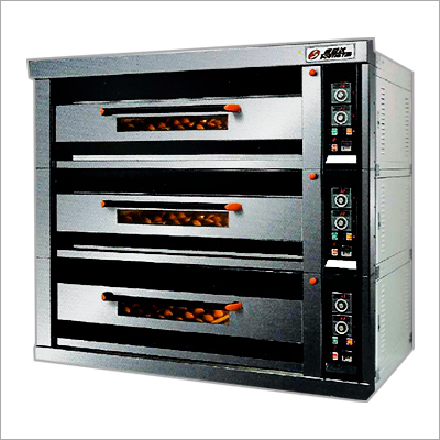Automatic Deck Oven