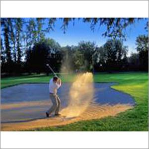 Golf Bunker Sand