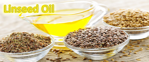 Industrial Grade Linseed Oil