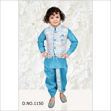 Kids Dhoti Suit