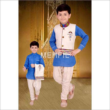 Kids Stylish Kurta Pyjama