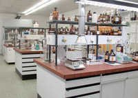 Lab for ISI Mineral Water Plant