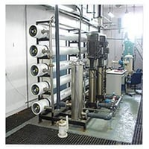 RO Industrial Plant