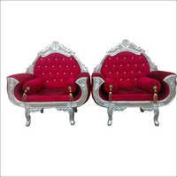 New Royal Gold Couch Set