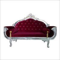 New Royal Gold Couch