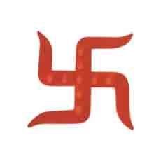 ACP Manglam Swastik - Round