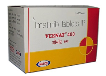 Imatinib 100 mg Capsules