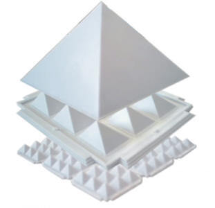 ACP Pyramid Set Without Copper 9