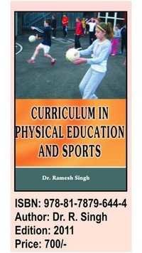 Curriculam In Physical Ediucation & Sports