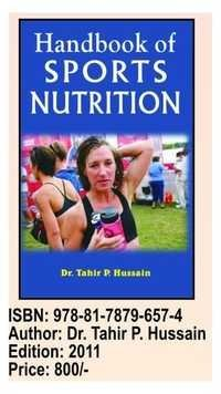 Books on Sports Nutritions