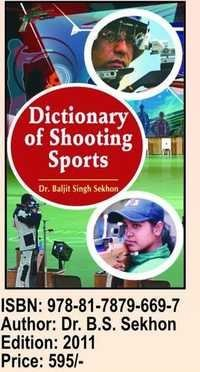 Dictonery of shooting sports