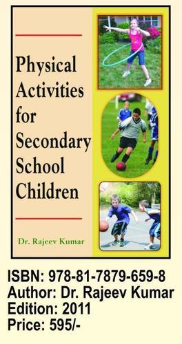 Physical Activities for Secondary School Childeren