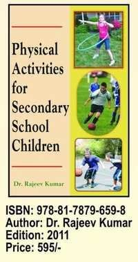 Physical Activities for Secondary School Childeren