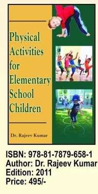 Phusical Activity For Elemenateory School