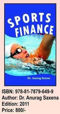 Sports finance Book